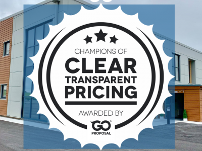 Clear and Transparent award