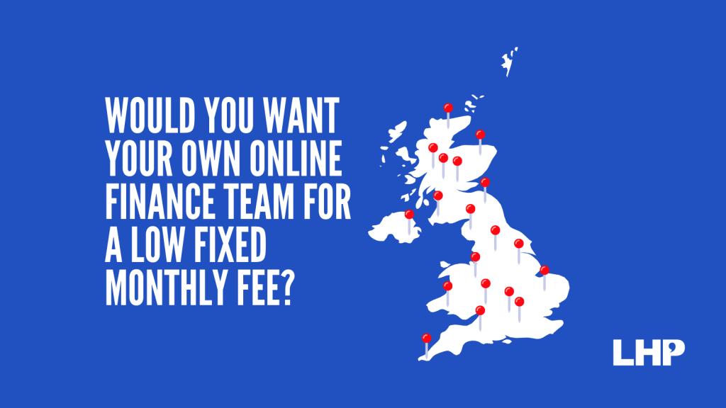 Virtual Finance Team