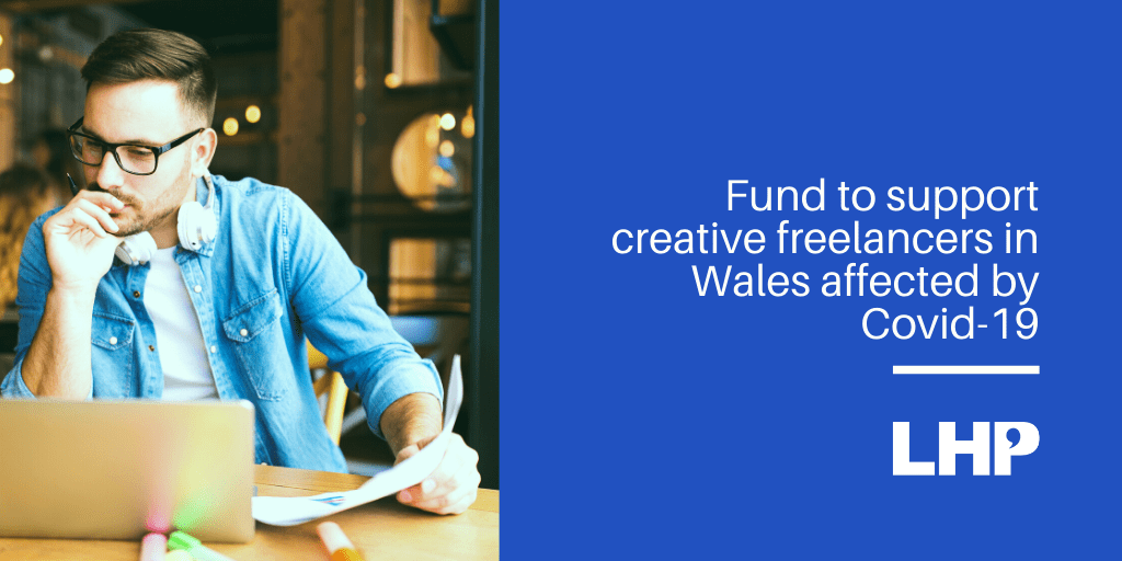 Fund to support creative freelancers in Wales affected by Covid-19