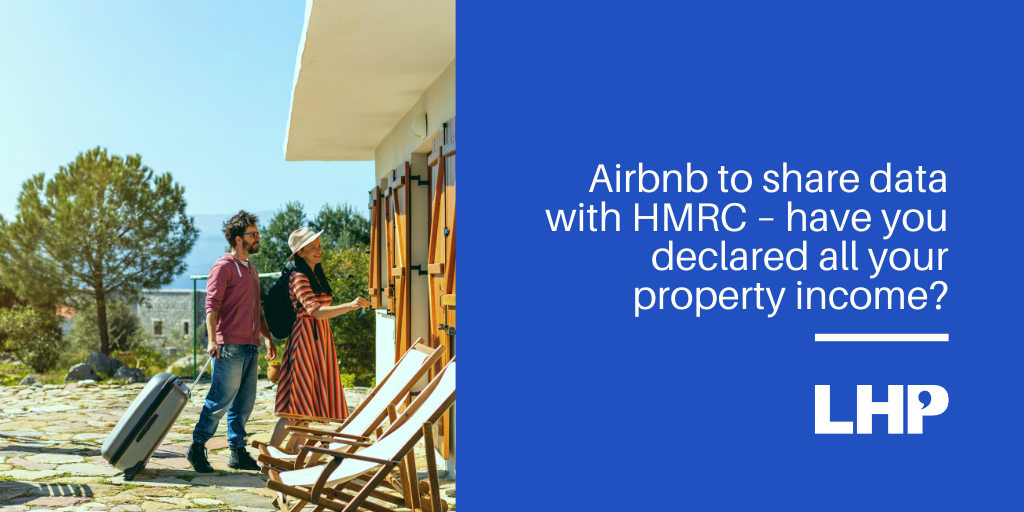Airbnb to share data with HMRC – have you declared all your property income?