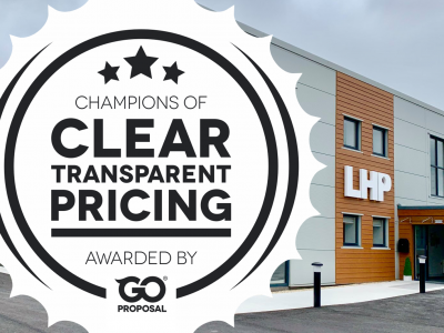 Clear and Transparent Pricing - LHP Award